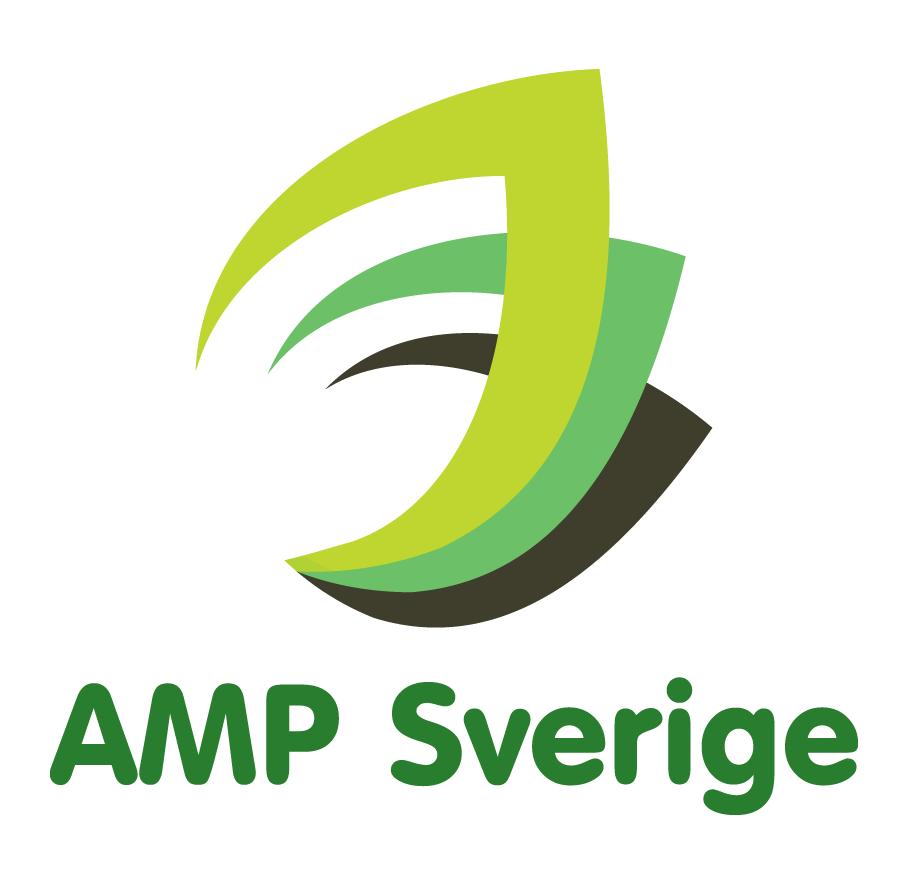 Logotype - AMP Sverige