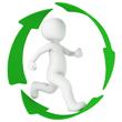 Återvinningssymbol
